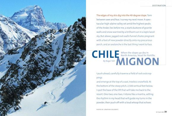 Chile Mignon