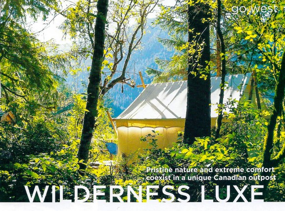 Wilderness Luxe