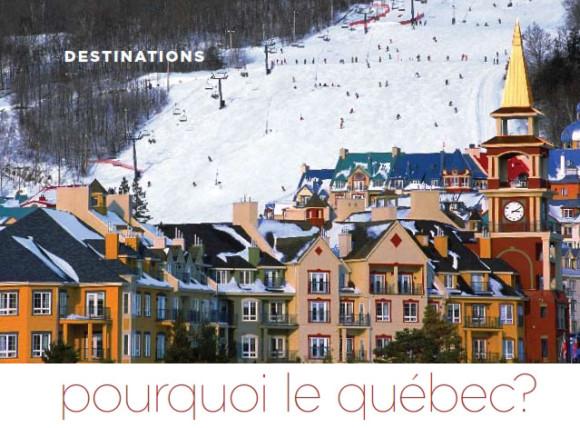 Pourquoi le Quebec