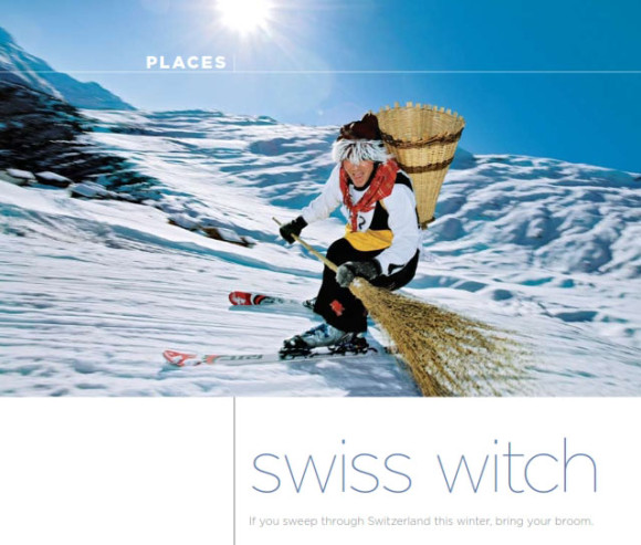 Swiss Witch