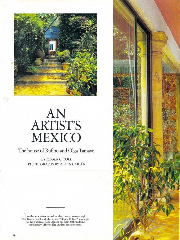 An Artist's Mexico