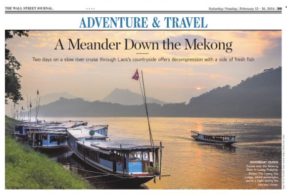 Down the Mekong