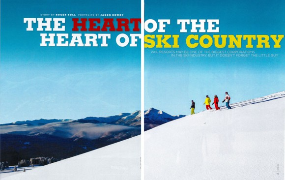 Heart of Ski Country